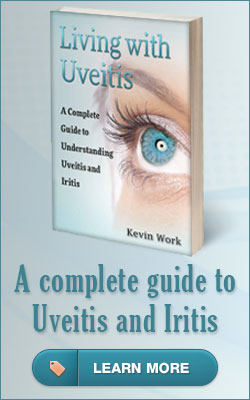 Living with Uveitis book